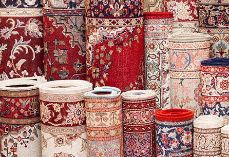 Historie zum Teppich
