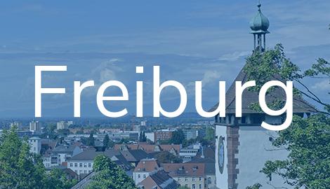 Der Reinigungsstandort Freiburg