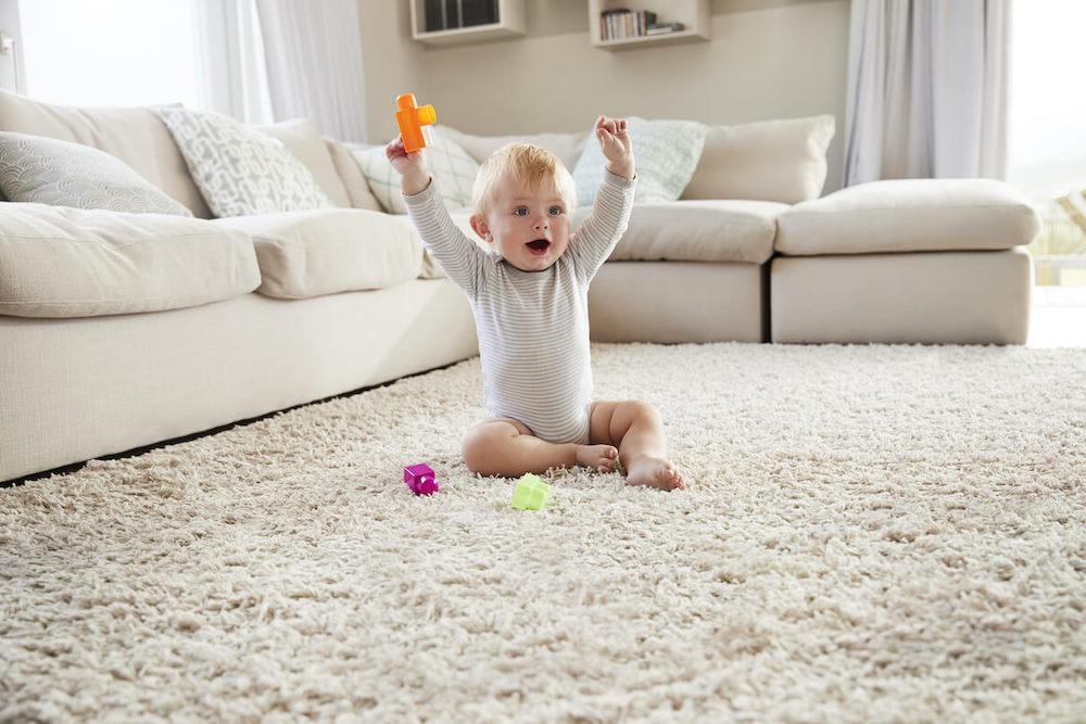 Gründe für eine Teppichreinigung