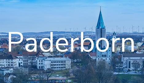Reinigungsstandort Paderborn