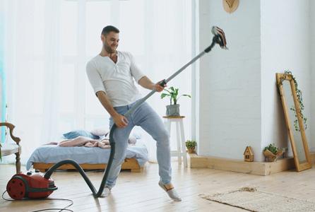 Was Teppichreinigung und Marie Kondo miteinander zu tun haben