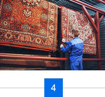 Qualitätssicherung des Teppichs