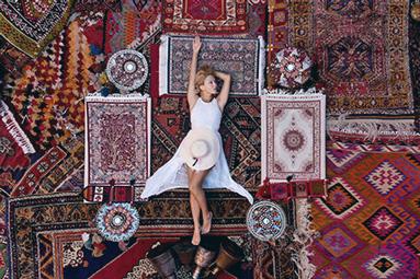 Teppichreinigung schützt die Umwelt