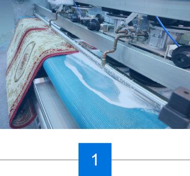 Die Teppichwäsche vom Profi