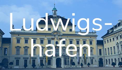 Stadtplatz in Ludwigshafen