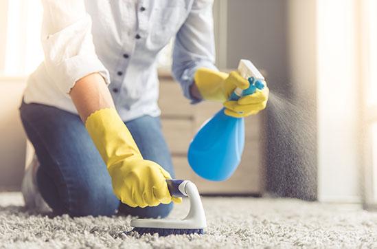 Teppich selber waschen