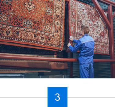 Teppich Qualitätskontrolle