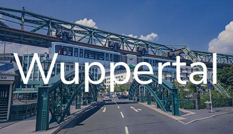 Profi Teppichreinigung in Wuppertal