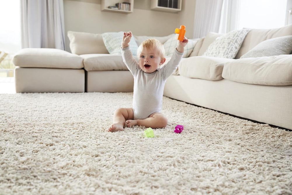 Wie wäscht man seinen Teppich