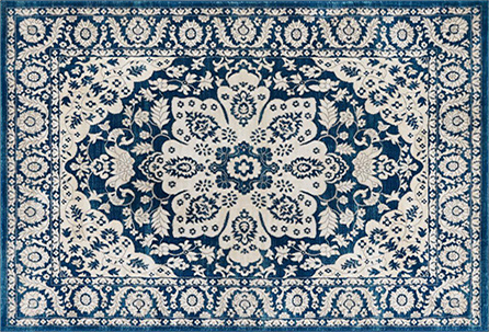 Schöner Teppich für Blogeintrag