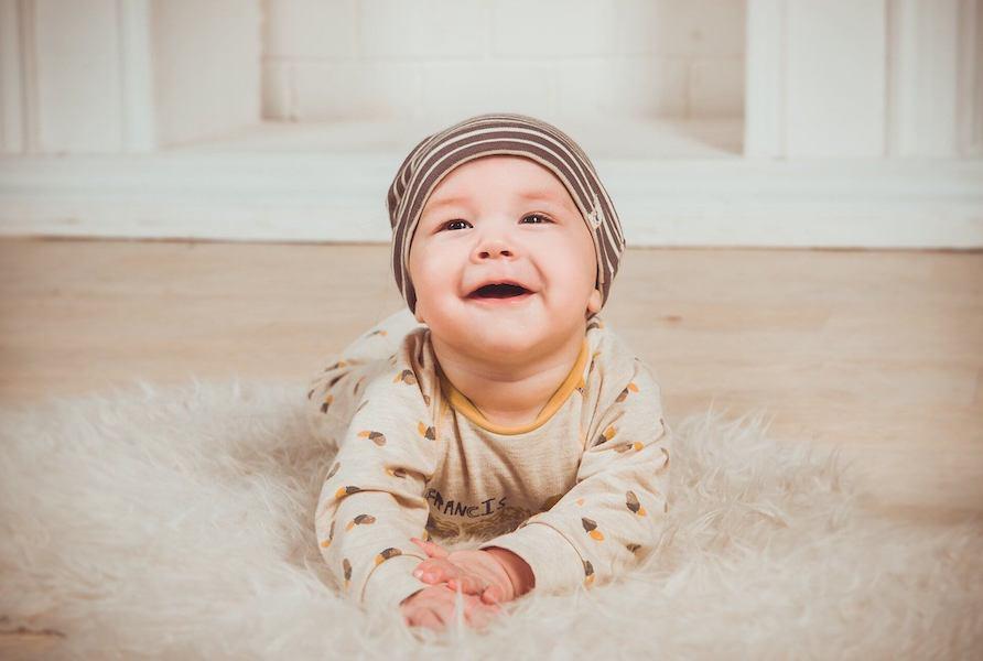 Wohnungsumbau für das Baby