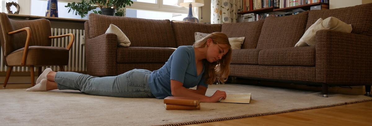 Gemütlichkeit von Teppichen