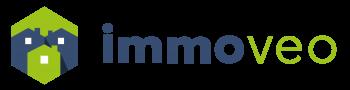 Logo der Hausverwaltung Immoveo
