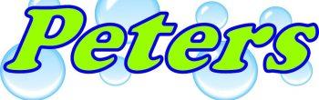 Logo der Textilreinigung Peters