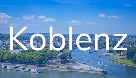 Standort Koblenz Übersicht